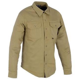 OXFORD košile KICKBACK s Kevlar® podšívkou armádní zelená