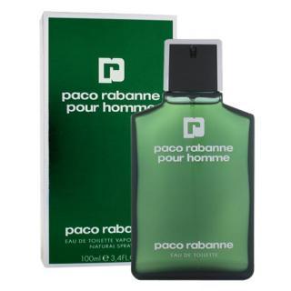 Paco Rabanne Paco Rabanne Pour Homme - toaletná voda s rozprašovačom 100 ml pánské