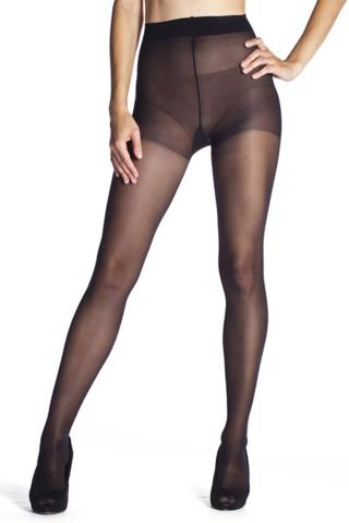 Pančuchové nohavice Bellinda FIT IN FORM 40 DEN čierne dámské ČIERNA 44