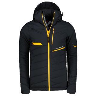 Pánska lyžiarská bunda NORTHFINDER KVENSTIN pánské čierna XL