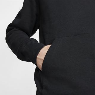 Pánska mikina Nike Sportswear Club Fleece pánské čierna XS