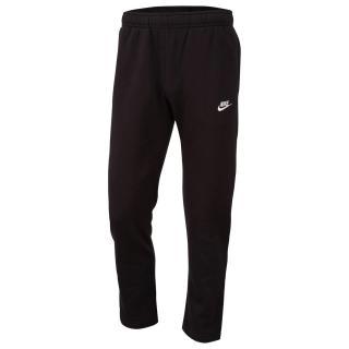 Pánske tepláky Nike Open Hem pánské čierna XS