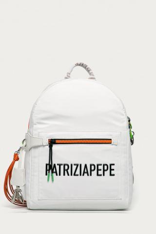 Patrizia Pepe - Ruksak dámské biela ONE SIZE