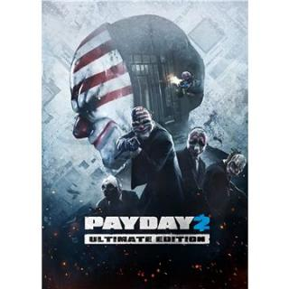 PayDay 2: Ultimate Edition - PC DIGITAL