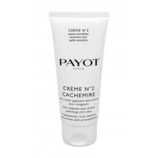 PAYOT Crème No2 Cachemire 100 ml denný pleťový krém pre ženy na veľmi suchú pleť; na unavenú pleť; na citlivú a podráždenú pleť dámské 100 ml