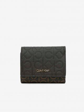 Peňaženky pre ženy Calvin Klein - čierna, hnedá dámské