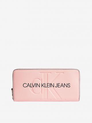 Peňaženky pre ženy Calvin Klein - ružová dámské