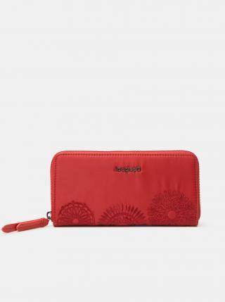 Peňaženky pre ženy Desigual - červená dámské