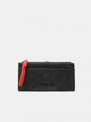 Peňaženky pre ženy Desigual - čierna dámské