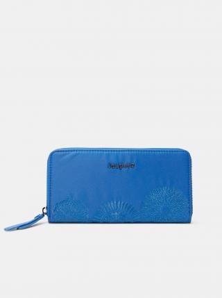 Peňaženky pre ženy Desigual - modrá dámské
