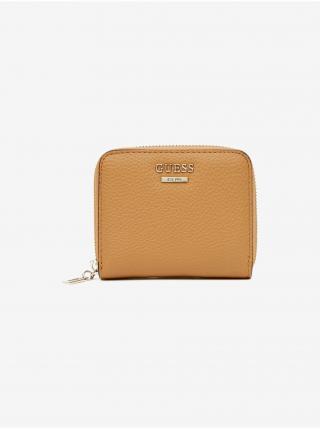 Peňaženky pre ženy Guess - hnedá, béžová dámské