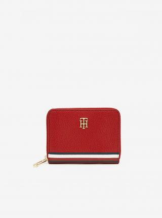 Peňaženky pre ženy Tommy Hilfiger - červená dámské