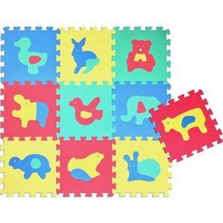 Penové puzzle – Zvieratá