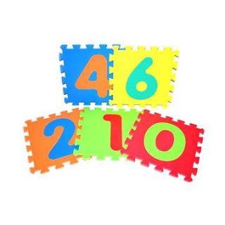 Penové puzzle - Číslice
