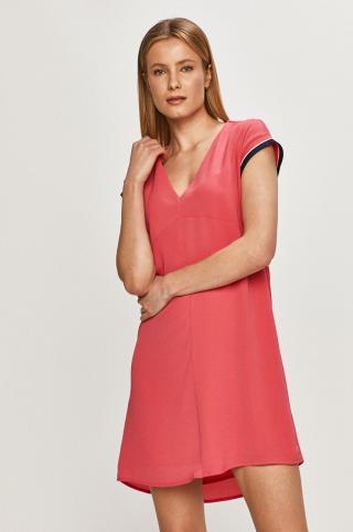 Pepe Jeans - Šaty Lucrezia dámské ružová XS
