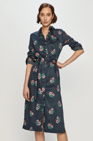 Pepe Jeans - Šaty Luisa dámské viacfarebná S