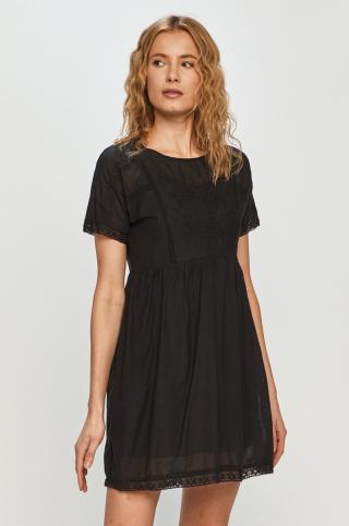 Pepe Jeans - Šaty MILENA dámské čierna S