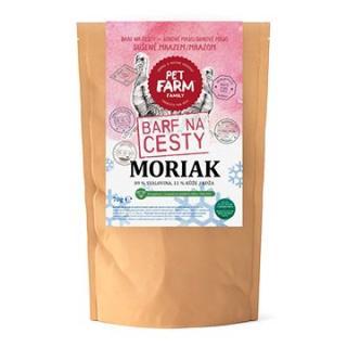 Pet Farm Family Moriak – Barf na cesty 70 g