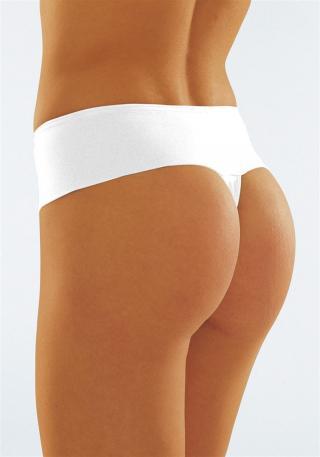 PETITE FLEUR Formujúce nohavičky  biela dámské XS