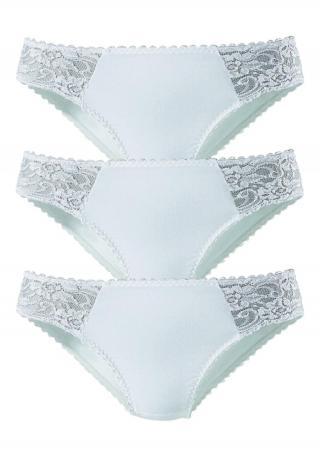 PETITE FLEUR Nohavičky  biela dámské XS