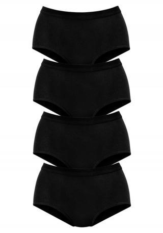 PETITE FLEUR Nohavičky  čierna dámské XS