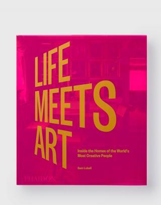 Phaidon Life Meets Art Ružová