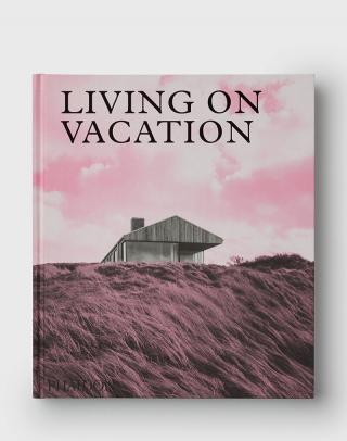 Phaidon Living on Vacation Ružová