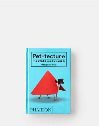 Phaidon Pet-tecture:Design for Pets Modrá