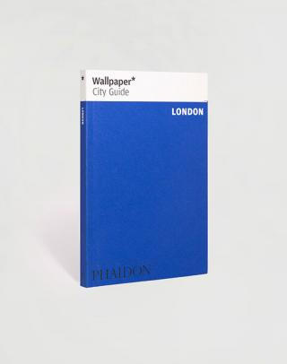 Phaidon WCG London Modrá