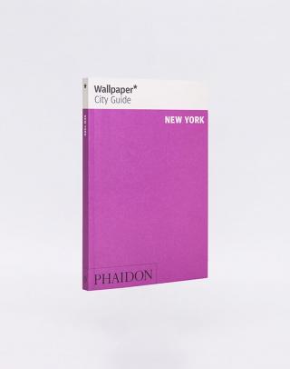 Phaidon WCG New York Fialová