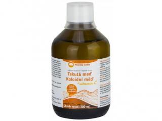 Pharma Activ Koloidné meď   vitamín C 300 ml