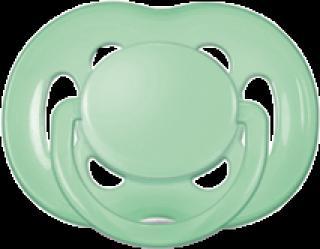Philips AVENT Cumlík Sensitive 6-18m 1ks zelený zelená