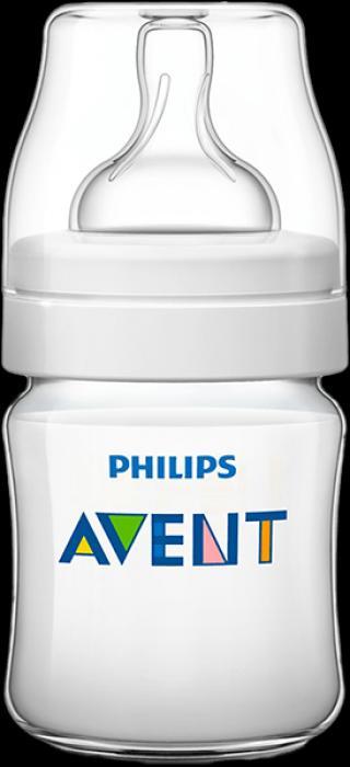 Philips AVENT Dojčenská fľaša Classic  125 ml (PP), 1 ks
