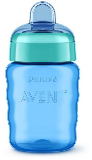 Philips AVENT Hrnček pre prvé dúšky Klasik 260 ml chlapec modrá