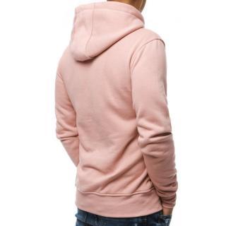 Pink mens hoodie BX4845 pánské Neurčeno XXL