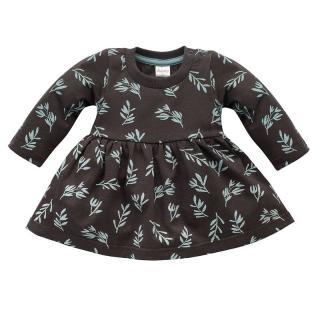 Pinokio Kidss Stay Green Dress dámské Graphite Pattern 104