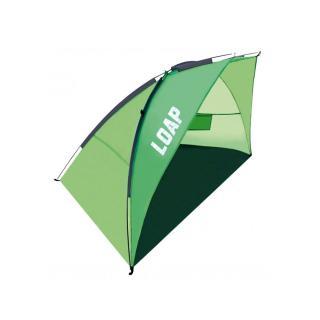 Plážový stan LOAP BEACH SHADE M Green One size