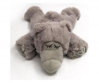 Plyšová hračka Sleeping bear Pestrofarebná