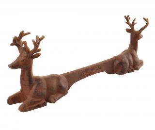 Podstavec na čistenie obuvi Deer Hnedá