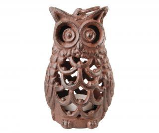 Podstavec na sviečku Owl Hnedá