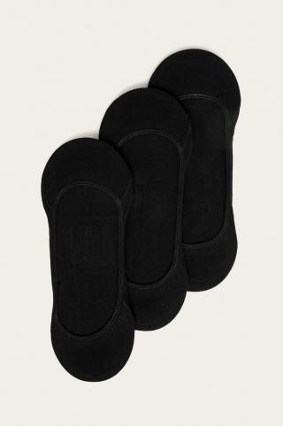 Polo Ralph Lauren - Členkové ponožky  pánské čierna ONE SIZE