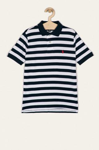 Polo Ralph Lauren - Detské polo tričko 134-176 cm biela 164-176