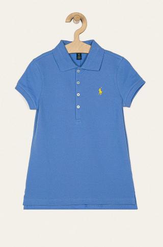 Polo Ralph Lauren - Detské polo tričko 134-176 cm modrá 164-176