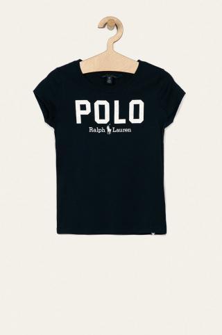 Polo Ralph Lauren - Detské tričko 128-176 cm tmavomodrá 128