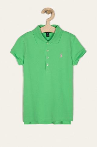 Polo Ralph Lauren - Detské tričko 128-176 cm zelená 128