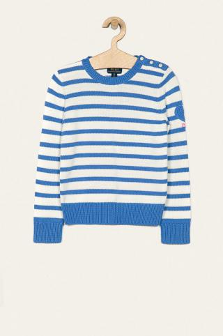 Polo Ralph Lauren - Detský sveter 128-176 cm modrá 128