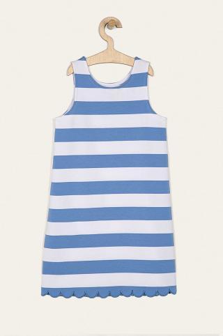 Polo Ralph Lauren - Dievčenské šaty 128-176 cm modrá 128