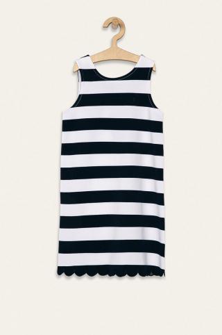 Polo Ralph Lauren - Dievčenské šaty 128-176 cm tmavomodrá 176