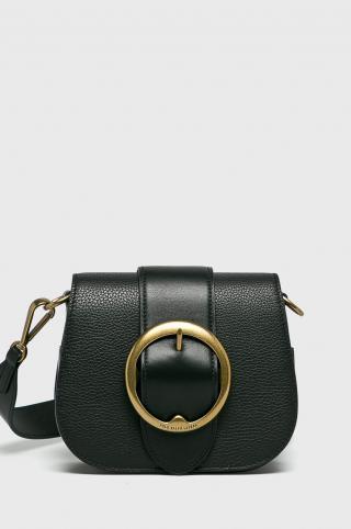 Polo Ralph Lauren - Kožená kabelka dámské čierna ONE SIZE