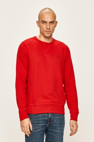 Polo Ralph Lauren - Mikina pánské červená S
